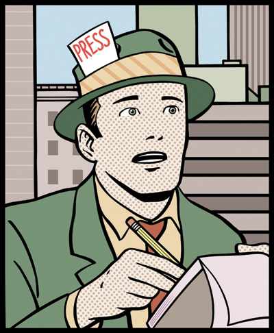 Journalist A